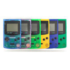 GB Classic Colour Handheld Game Console Player Console with Backlit 66 Games DE