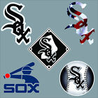 "5"" 10"" 15"" 20"" *UP TO 50""* CHICAGO WHITE SOX Car Truck Window Wall Decal Sticker"