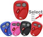 Best Replacement Keyless Entry Remote 3 Button Key Fob For Chevy Trucks/SUVs