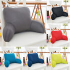 Lounger Bed Rest Back Pillow Support Arm Stable TV Reading Backrest Seat Cushion