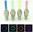 LED Bicycle Lights Wheel Tire Valve Caps Bike Accessories Cycling Lantern Colour