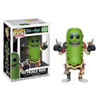 UK Limited Editio Funko Pop Rick And Morty Vinyl Action Figure Toy Kids Gift Box