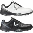 Callaway Golf 2018 Mens Chev Series Comfort Spikeless Golf Shoes