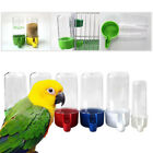 Water New Dispenser Cage Bird Parrot Plastic Drink Container Feeder Pet Food