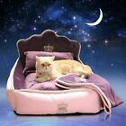 New high quality Luxury noble Princess Pet Bed Dog Bed Cat Mat Sofa Dog House Pe