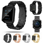 Stainless Steel Bracelet Strap Watch Band + Frame For Fitbit Blaze Smart Watch