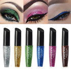 12 Colors Pigment Shimmer Glitter Liquid Eyeliner Long Lasting Makeup Cosmetic