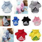 Clothing Shoes - Small Puppy Pet Clothes And Shoes Apparel Pet Supplies Adidog Hoodie For Dog Cat