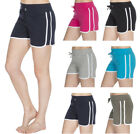 Jersey Hotpants Womens 100% Cotton Holiday Jogging Gym Shorts Plus Size Cheap
