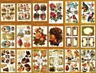 Mamelok Golden Victorian Scraps - Buy Any 2 Pairs of Selected Sheets for £1.50