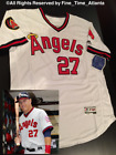 NEW Mike Trout Los Angeles Angels Men's 1970s Style Retro Pullover Jersey Ohtani on Ebay