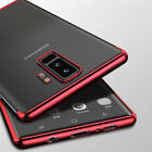 For Samsung Galaxy S9/S9 Plus Luxury Ultra-thin Slim Clear Soft TPU Case Cover