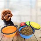 Practical Silicone Collapsible Pet Bowl Foldable Bowls Anima