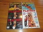 1993 PLAYBOY Lot of 4 JERRY SEINFELD Jenny McCarthy Mimi Rogers Barbi Twins MORE