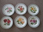 "PORTMEIRION BOTANIC ROSES LARGE DINNER PLATES 10.5"" SELECTION ALL NEW"