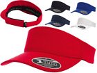 8110 Flexfit® Cool and Dry One Ten Visor Adjustable Velcro OSFA Golf Hat Yupoong