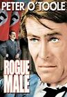 Clive Donner ROGUE MALE Peter O'Toole NEAR MINT DVD Played ONCE Alastair Sim