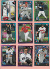 2017 Bowman Prospects Green Blue Purple Parallels Singles U Pick 2 + Free Ship