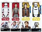 Star Wars 12-inch Figure - Rey - First Order Stormtrooper - Han Solo - Imperial £16.99 GBP on eBay