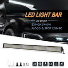 52inch LED Light Bar 5440W Combo Offroad Truck SUV Boat Driving For Jeep VS 50''