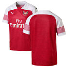 Puma Arsenal FC 2018 - 2019 Home Soccer Jersey Brand New Red / White