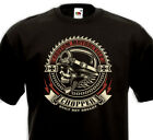 Tee Shirt CHOPPER - Custom Motorcycle Biker Rider Indian Harley Davidson