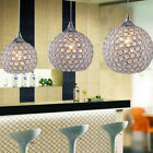 modern country style decorating - Modern Crystal Chandelier Pendant Light Vintage Round Style Home Decor 1 Light