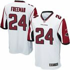 New DeVonta Freeman #24 Atlanta Falcons Mens Limited All Sewn Jersey White on eBay