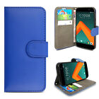 Premium Leather Flip Case Wallet Cover Stand For HTC ONE M8 Desire U12+ ONE X M9