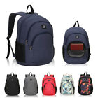 Large Backpack for Men Boys College College Bookbag Travel Camping Bag Daily Pack