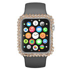 Unique Protective full fashion bling Case for Apple Watch Series 1-2-3 (42mm)