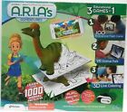 Odyssey A.R.I.A's 3 Games In 1 Educational Virtual Reality 3D Gaming System NEW