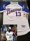 NEW Ronald Acuna Jr Atlanta Braves Mens Cooperstown 1974-1975 Style Retro Jersey on Ebay