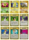 Japanese Pokemon Cards Gym Heroes Set NON HOLO RARE    (CHOOSE CARD & CONDITION)