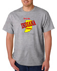 USA Made Bayside T-shirt It's An Indiana Thing You Wouldn't Understand State