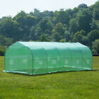 New Larger Green Houses Walk-In Hot Greenhouses Gardening Plant Portable Outdoor