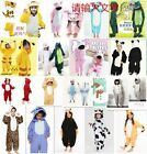 child Pajamas Kigurumi Unisex Halloween Cosplay Animal Costume Nightwear 2018