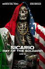"Внешний вид - Sicario Day of the Soldado Art Poster 48x32"" 40x27"" Movie 2018 2 Print Silk"