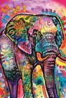 DEAN RUSSO - WATERCOLOR ANIMAL ART POSTERS - BRAND NEW  - 24x36 INCHES