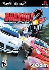 Burnout 2: Point of Impact (Sony PlayStation 2, 2002) Complete