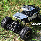 1/16 Scale 4WD Drive Rock Crawler Off-road Carros Remote Control RC Car Truck