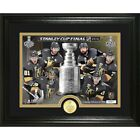 Vegas Golden Knights Highland Mint Stanley Cup Final Single Coin Framed Photo