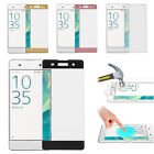 9H Premium Tempered Glass Screen Film Protector For Sony X XZ1 Compat Xperia XA1