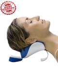 Neck Pillow Neck and Shoulder Relaxer Real Ease Neck Support Travel Accessorie