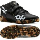 Reebok Workout Mid Strap 3AM NOLA New Orleans Mens Casual Shoes Comfy Sneakers