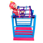 Design For Fingerlings Monkey Jungle Gym Playset Interactive Climbing Stand Gift