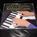THE COMPLETE ABSOLUTE BEGINNERS KEYBOARD COURSE 2 X CD (MISSING DVD AND BOOK)
