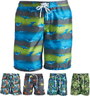 Внешний вид - Mens Board Shorts Surf Swimming Shorts Sports Swim Trunks Mason & Co - US SELLER