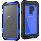 Shockpoof Rugged Armor Stand Case Hard Impact Cover For Samsung Galaxy Note8 S9