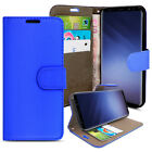 Case Cover For Samsung Galaxy J3 J5 2017 J4 J6 Flip Leather Wallet Card Holder <br/> Also For Galaxy J3 J6 J4 2018 J7 2017*UK FREE 1st Class